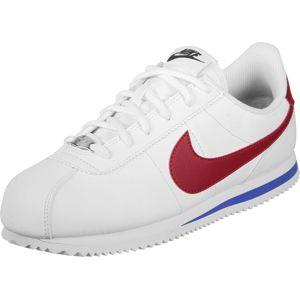 Nike Sportswear Tenisky 'Cortez Basic SL GS'  bílá / červená