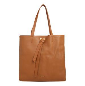 Coccinelle Nákupní taška 'Joy'  karamelová