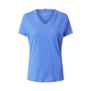 TOMMY HILFIGER Tričko  fialkově modrá