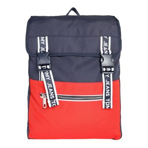 Tommy Jeans Batoh 'TJM LOGO TAPE CONV/BACKPACK'  mix barev