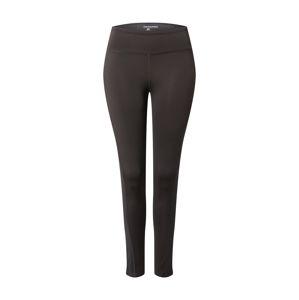 CRAGHOPPERS Sportovní kalhoty 'NosiLife Luna'  černá / námořnická modř