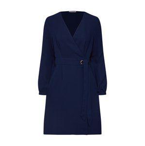 Mint&berry Košilové šaty  námořnická modř
