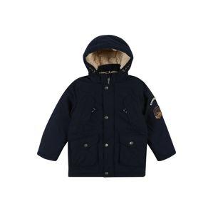 NAME IT Zimní bunda 'MACK'  safírová