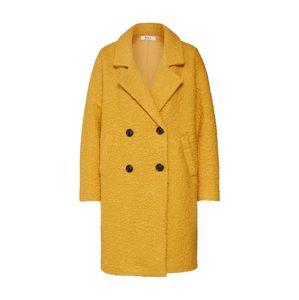 Liebesglück Přechodný kabát  zlatě žlutá