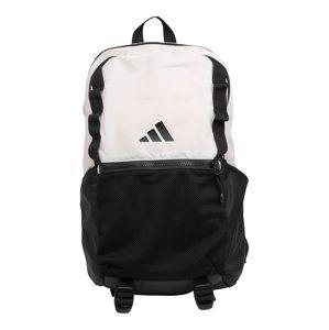 ADIDAS PERFORMANCE Sportovní batoh 'Parkhood'  černá / bílá