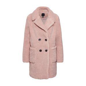 NEW LOOK Přechodný kabát  růžová