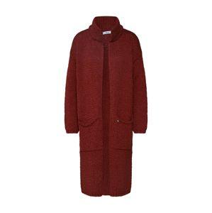 Liebesglück Pletený kabátek 'LG009440'  rezavě hnědá
