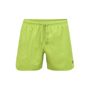 Emporio Armani Plavecké šortky  světle zelená