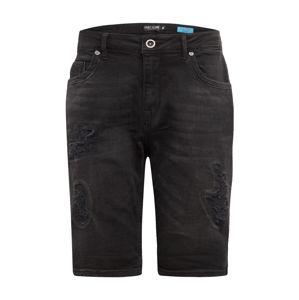Cars Jeans Džíny 'BECKER'  černá džínovina