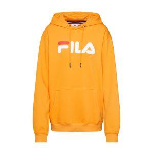 FILA Mikina 'Urban Line Pure'  žlutá / oranžová / bílá