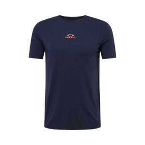 OAKLEY Funkční tričko 'Bark New'  modrá džínovina
