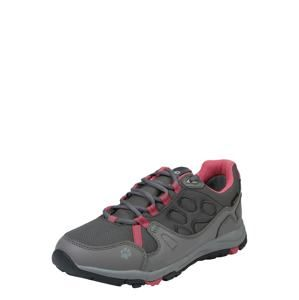 JACK WOLFSKIN Polobotky 'Activate texapore'  šedá / pink