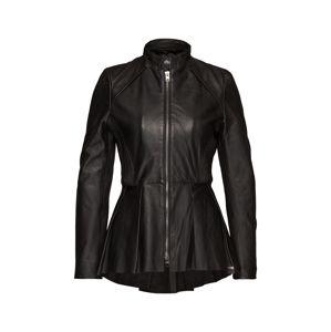 Tigha Přechodná bunda 'Leyla'  černá