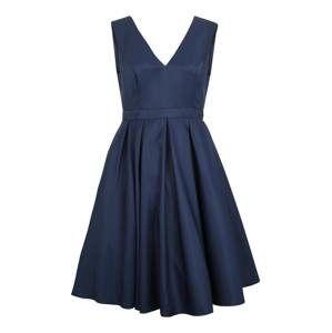 Chi Chi Curve Koktejlové šaty 'Zara'  námořnická modř