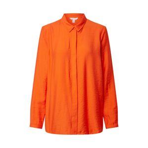 ESPRIT Halenka  oranžově červená
