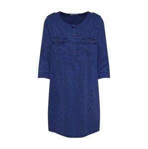 LTB Košilové šaty 'ELORA'  námořnická modř