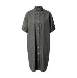 OPUS Košilové šaty 'Walti'  jedle