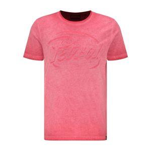 Petrol Industries T-Shirt  červená