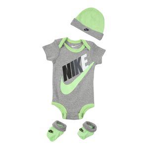 Nike Sportswear Sada 'Futura Multi'  zelená / šedý melír