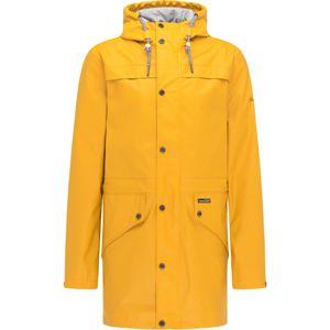 Schmuddelwedda Přechodný kabát  zlatě žlutá