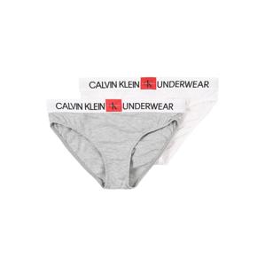 Calvin Klein Underwear Spodní prádlo  šedá / bílá / černá / červená