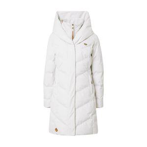 Ragwear Zimní kabát 'Natalka'  bílá